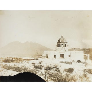 1920's Photograph of Spanish Mission Ruins For Sale