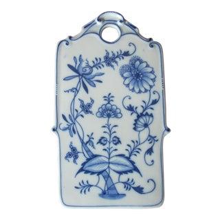 Meissen Porcelain Cutting Board For Sale