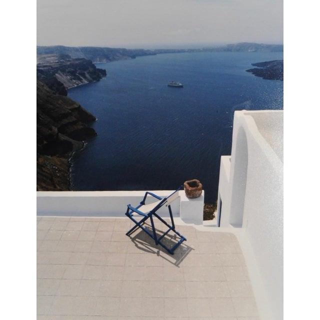 Santorini, Greece Color Photograph Circa 1990s - Image 3 of 6