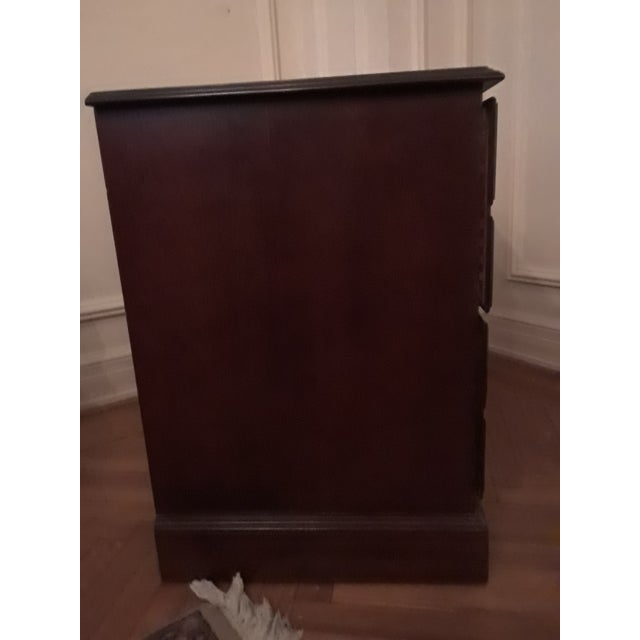 Traditional 1990s Traditional Stunning Ethan Allen Cabinet For Sale - Image 3 of 6