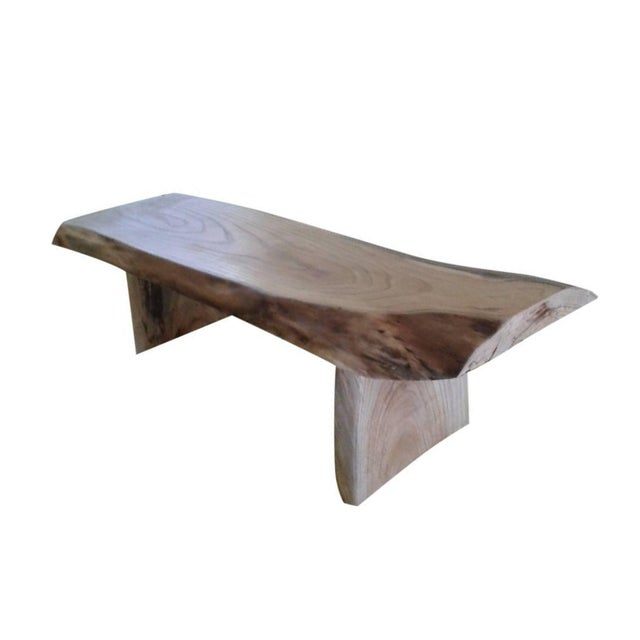 Live Edge Coffee Table - Image 1 of 4