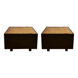 George Nelson for Herman Miller Blanket Chests - A Pair