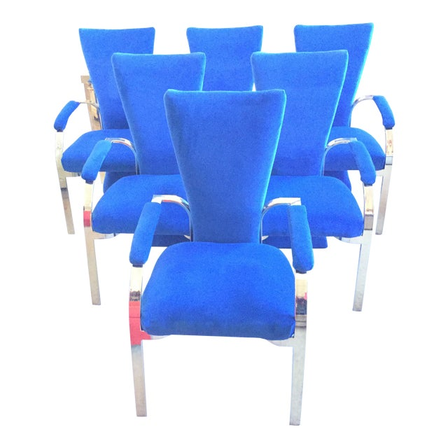 Thayer Coggin Mid-Century Modern Chairs - Set of 6 For Sale