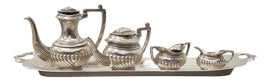 Image of Silver Tea Sets
