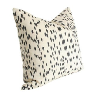 Contemporary Les Touches Black Pillow - 22x22 Preview