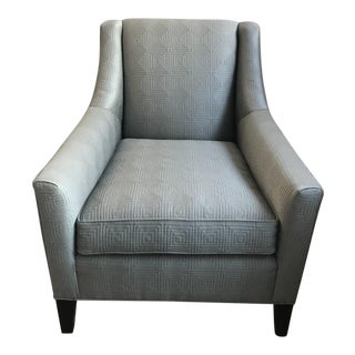 Mitchell Gold + Bob Williams Cara Chair in Green For Sale