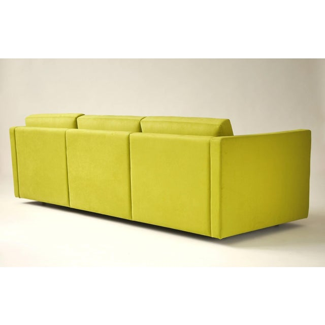 Charles Pfister Three-Seat Sofa for Knoll - Image 2 of 6