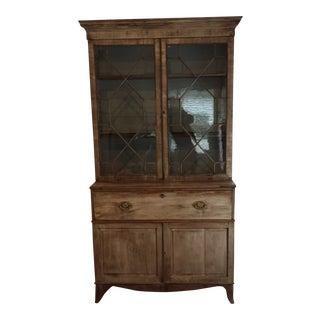 19th Century English Traditional Secretary For Sale
