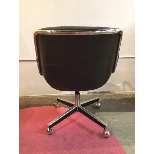Charles Pollack for Knoll Executive Chair - Image 6 of 8