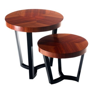 Covet Paris Sulivan Nesting Table For Sale