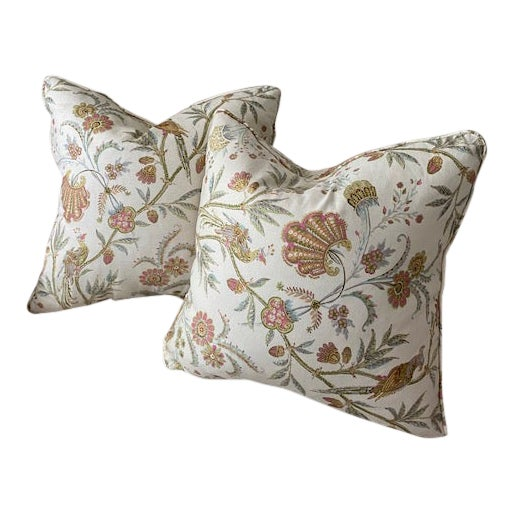Aerin Pillows- a Pair For Sale