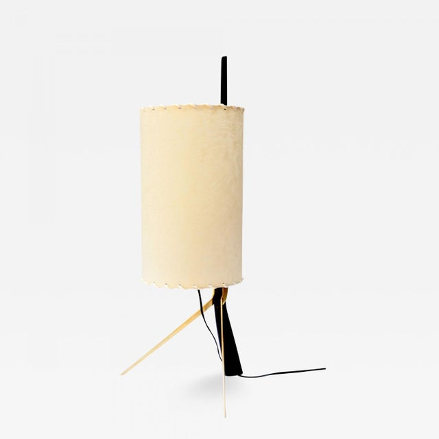 Mid-Century Modern Mid Century Table Lamp, Europe 1960s For Sale - Image 3 of 3