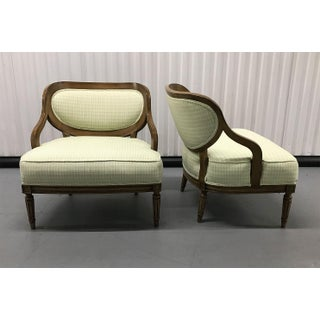 Vintage Chairs Attributed to Grosfeld House — a Pair Preview
