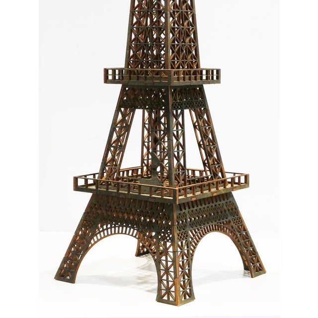 Laser Cut Eiffel Tower For Sale - Image 4 of 5