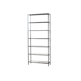 Contemporary Zane Mirrored Shelf For Sale