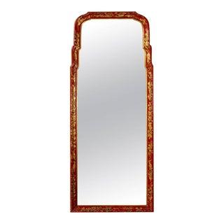 Queen Anne Chinoiserie Mirror