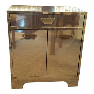 Ello Brass Cabinet For Sale