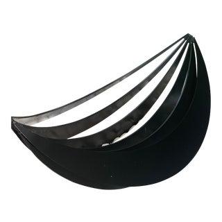 Vessel Outdoor Metal Sculpture For Sale