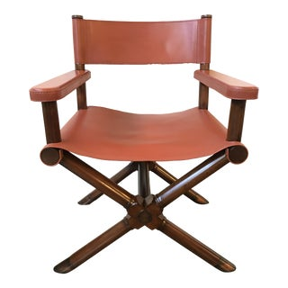 Ralph Lauren Home Desert Modern Director's Chair For Sale