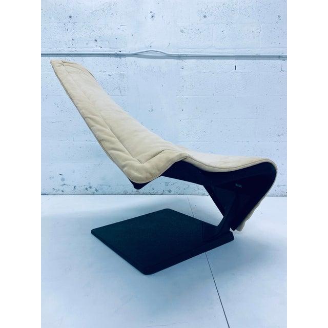 "Metal Simon Desanta ""Flying Carpet"" Lounge Chair for Rosenthal Einrichtung For Sale - Image 7 of 13"
