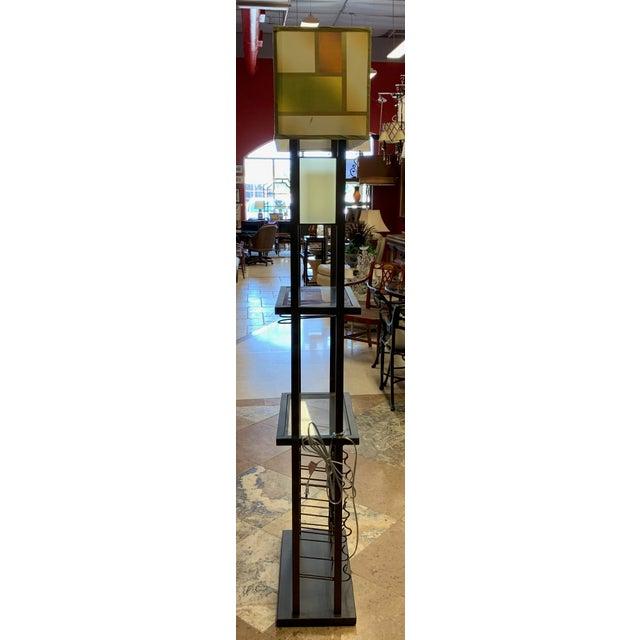 Van Teal Van Teal Bacchus Wine Rack Floor Lamp For Sale - Image 4 of 9