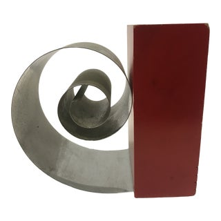 1930's Art Deco Bookend by Fred Farr for Revere For Sale