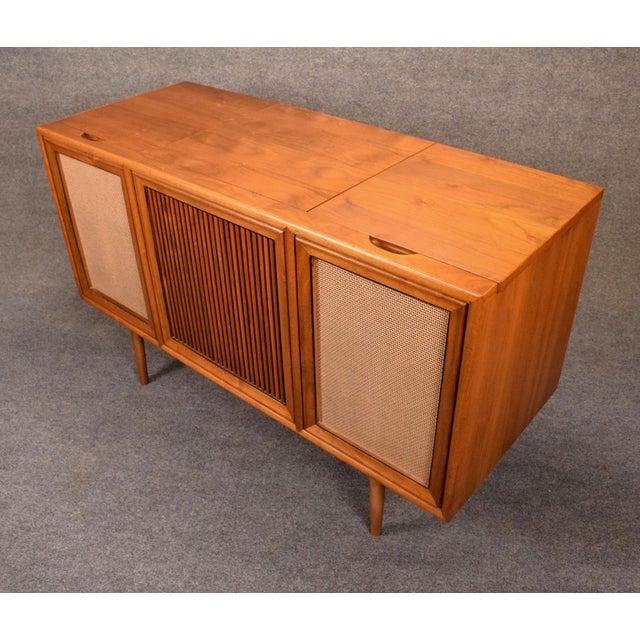 Vintage Kipp Stewart for Drexel and Motorola Mid-Century Modern Stereo  Console