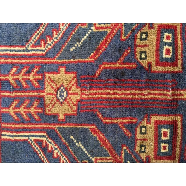 "Vintage Persian Baluchi Rug - 2'10""x4'9"" - Image 5 of 10"