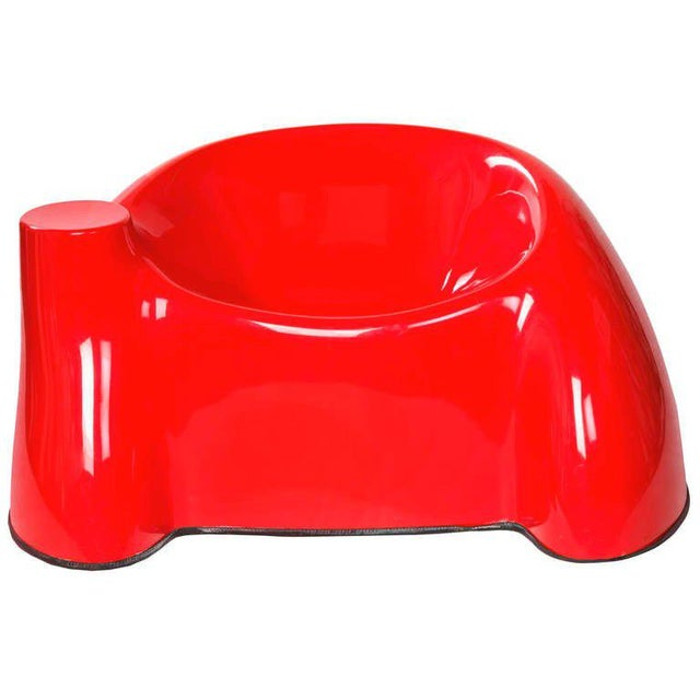 Early Wendell Castle Armchair, Circa 1969 For Sale - Image 9 of 9
