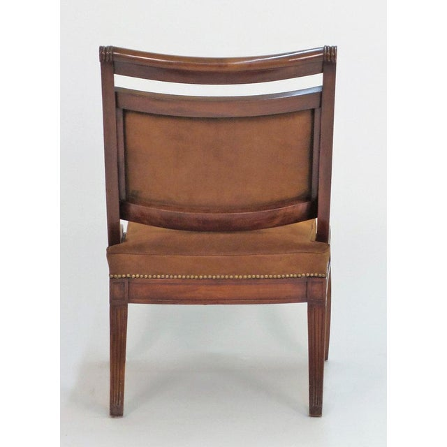 Mahogany Hope Revival Chair For Sale - Image 7 of 11