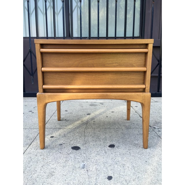 Mid-Century Lane Rhythm End Table Nightstand - Image 3 of 10