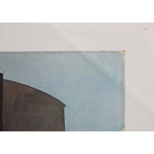 1970s 1977 Original Exhibition Poster, Charles Demuth, Paquebot Paris For Sale - Image 5 of 7
