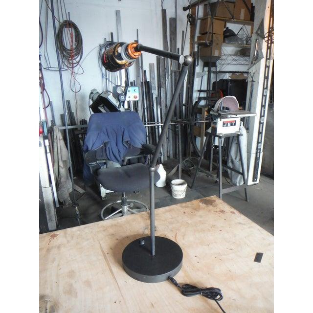 Industrial Georgie Desk Lamp For Sale - Image 3 of 5