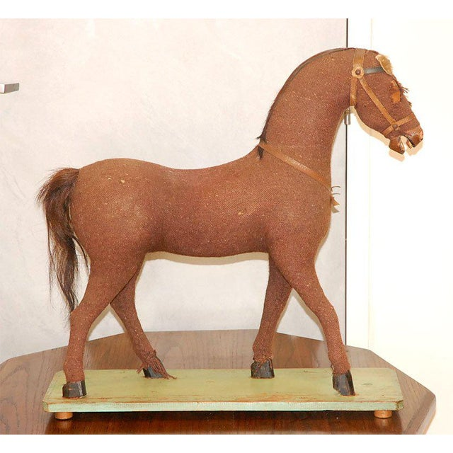 A real champion of the breed, well some kid would have thought so. Today this figural study makes a nice display and will...