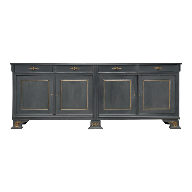 Louis Philippe Antique French Buffet For Sale