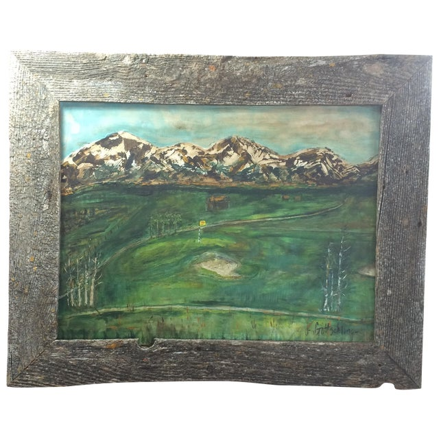 Golfing in the Mountains - Image 1 of 4