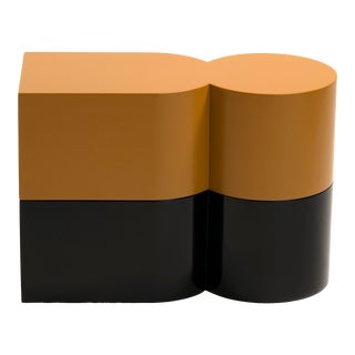 Cadoro Punto Side Tables by Jason Mizrahi For Sale
