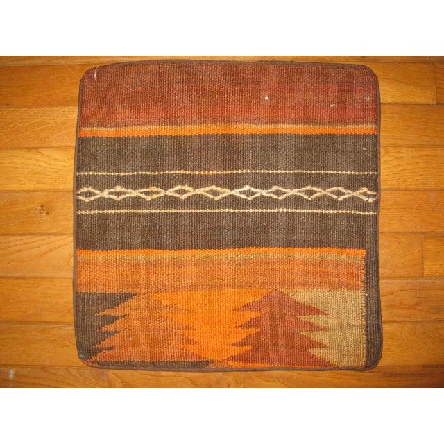 Vintage Afgan Kilim Pillow Cases For Sale - Image 4 of 6