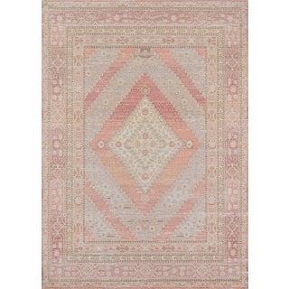 Momeni Isabella Ranbir Pink 4' X 6' Area Rug For Sale