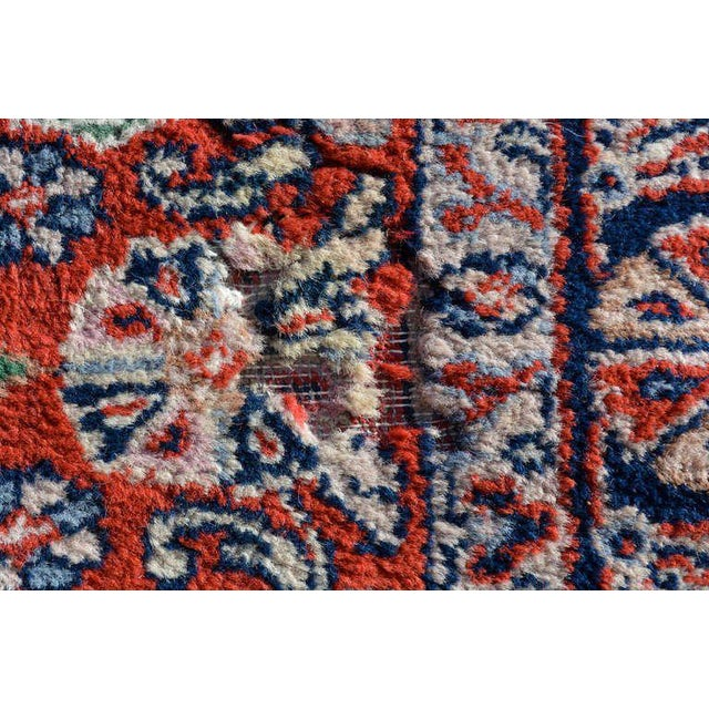 Antique Persian Rug For Sale In San Diego - Image 6 of 8