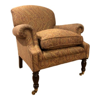 George Smith Dahl Chair For Sale