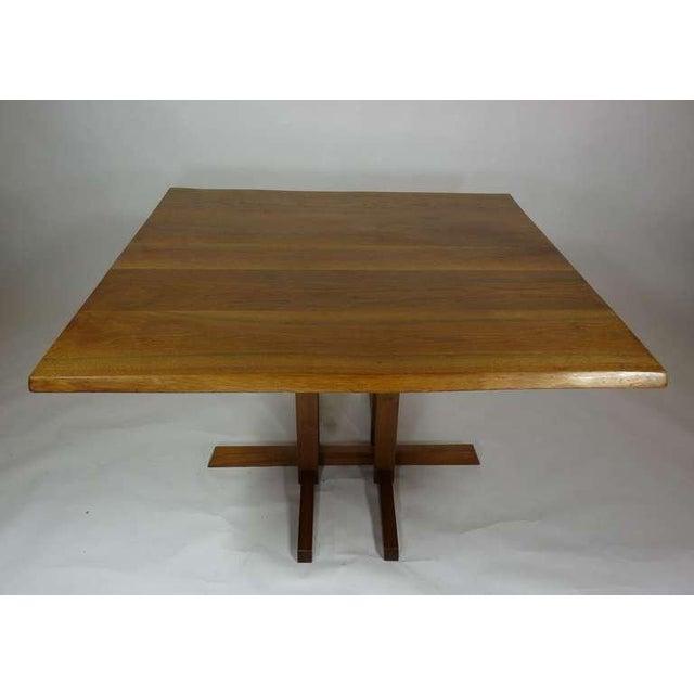 George Nakashima George Nakashima Frenchman's Cove Dining Table For Sale - Image 4 of 9
