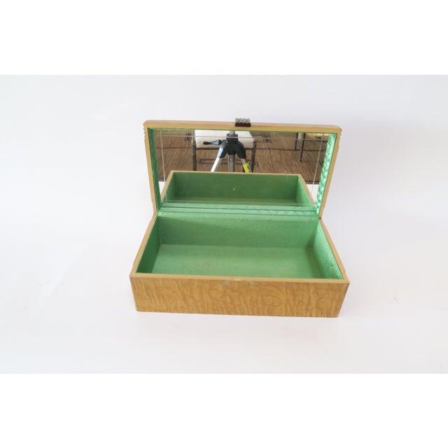 Vintage Decorative Wood Box - Image 7 of 7