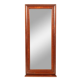 19th-C. Danish Empire Mirror For Sale