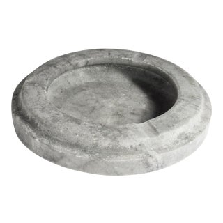 1970s Modern Marble Ashtray For Sale