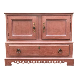 Drexel Country Diary Collection Side Cabinet For Sale
