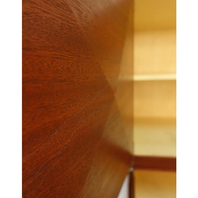 """Mid-Century Modern """"Pointe De Diamant"""" Highboard by Antoine Philippon & Jacqueline Lecoq For Sale - Image 3 of 9"""