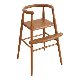 Nanna & Jørgen Ditzel Baby High Chair For Sale