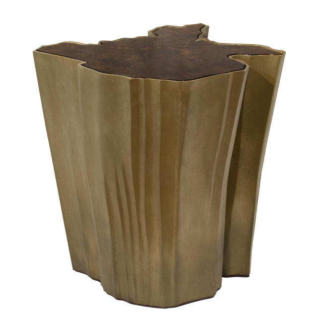Sequoia Side Table Big From Covet Paris For Sale - Image 9 of 9