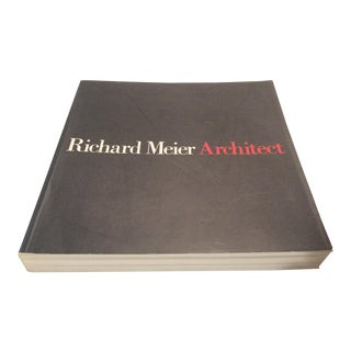 """Richard Meier, Architect"" Vol. 2: 1985-1991 Paperback Book For Sale"